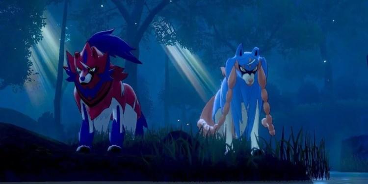 Zacian in Pokémon GO