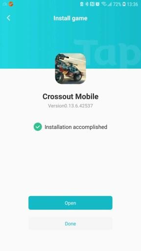 Installing Crossout
