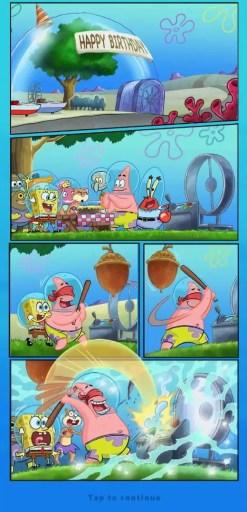 SpongeBob's Idle Adventures Gameplay