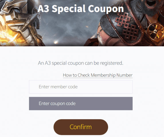 couponcode ios