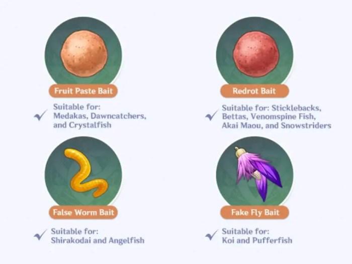 genshin-fishing-bait