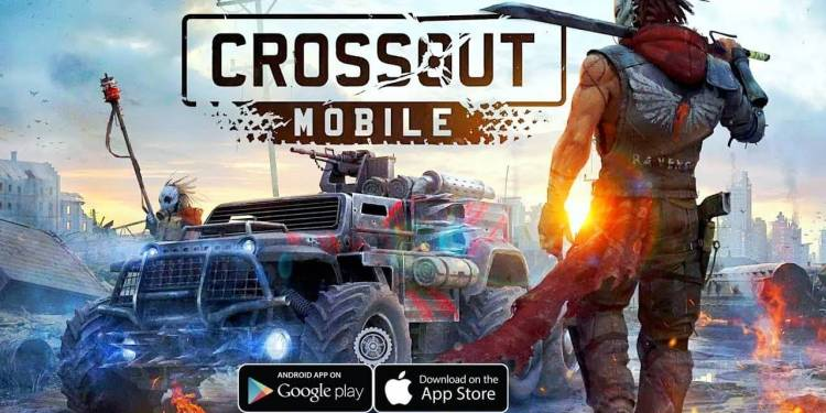 Downloading Crossout Mobile