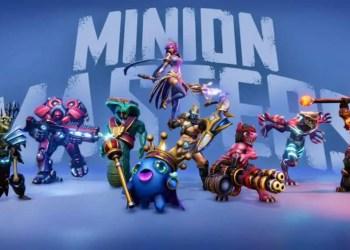 minion masters cover