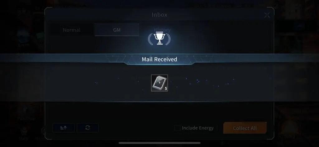Heroes War: Counterattack Codes Rewards