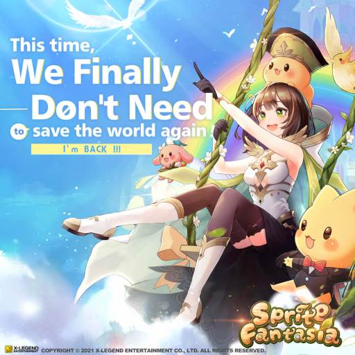 Sprite Fantasia the sequel to the Grand Fantasia Online is getting closer to the releasing.