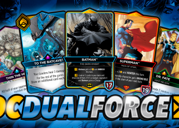 dual force cover