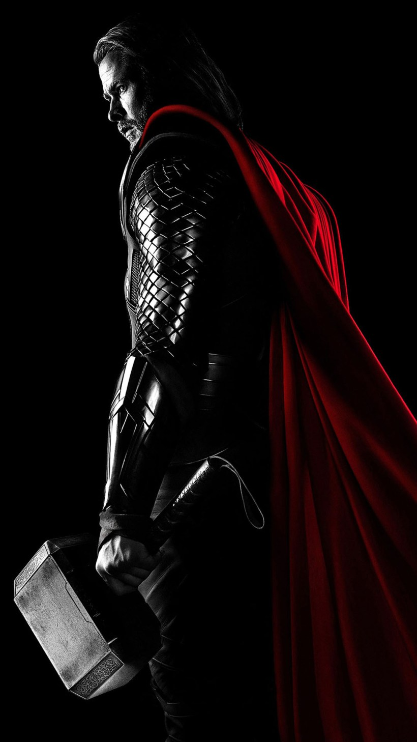 thor wallpaper iphone hd wallpaper images