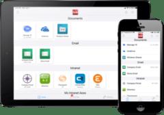 LINK App iManage iPad iPhone