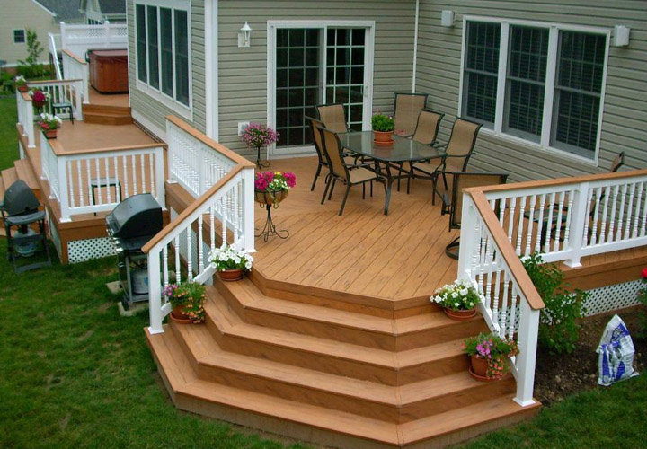 Enclosed Deck Ideas for Mobile Homes | Mobile Homes Ideas on Enclosed Back Deck Ideas id=76556