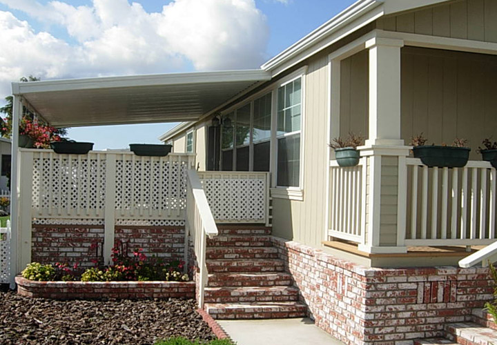 Mobile Home Porch Kits