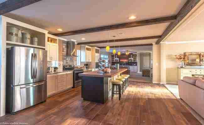 Decks Modular Home