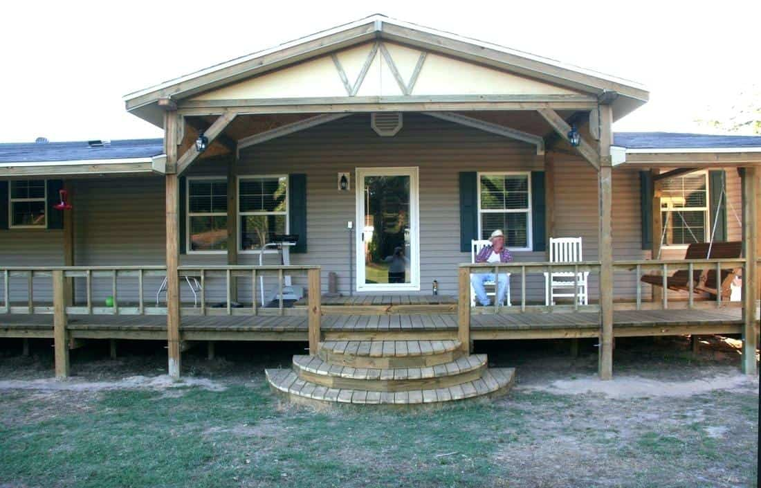 manufactured home double wide mobile
