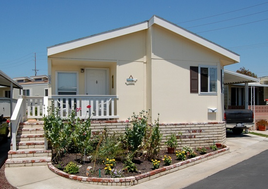 14 Great Mobile Home Exterior Makeover Ideas For Every