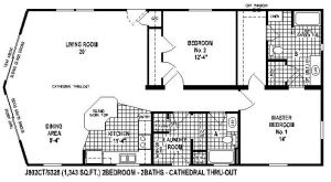 10 Great Manufactured Home Floor Plans | Mobile Home Living