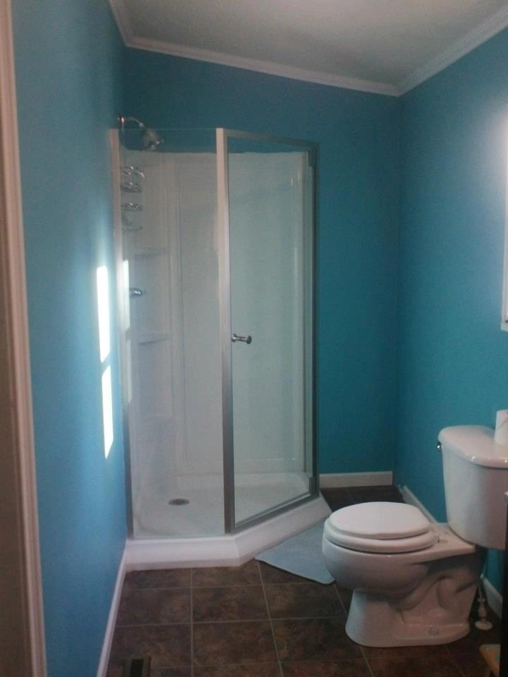 We asked kim a couple of questions - Small bathroom remodel with tub ...