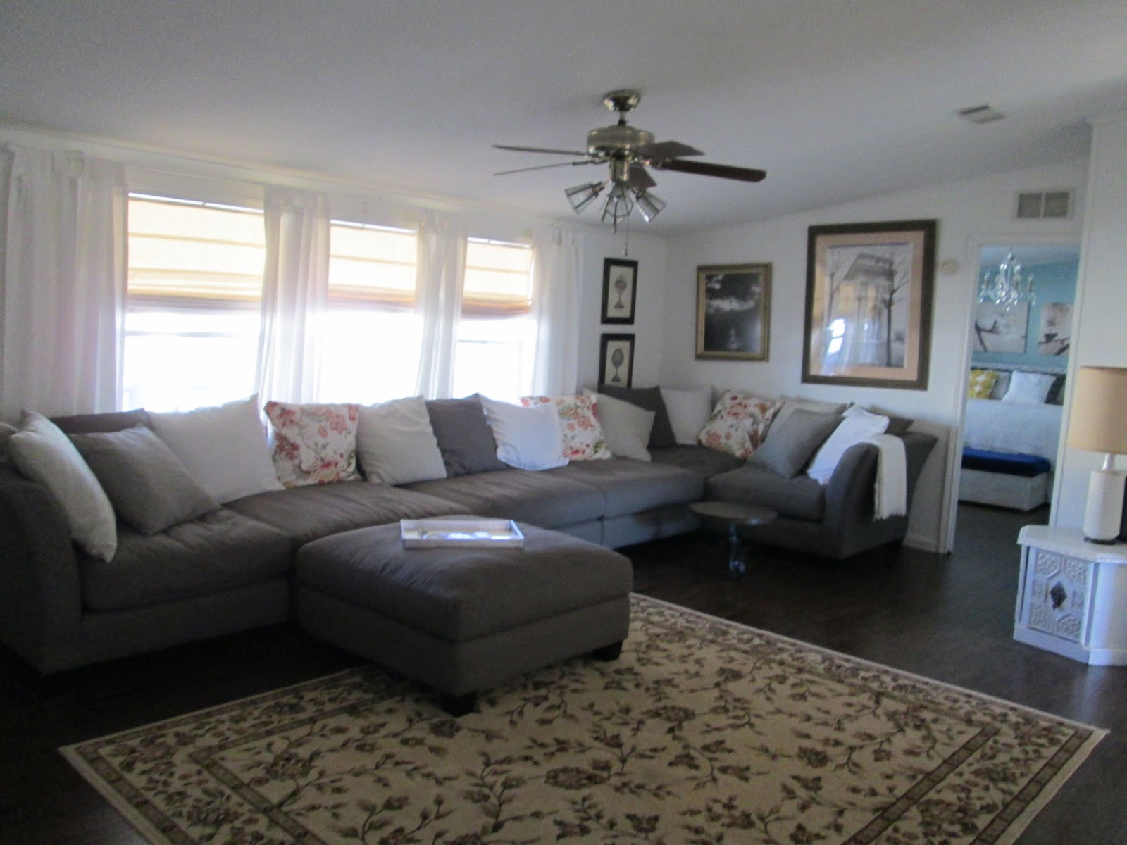 Living Room Decorating Ideas Mobile Homes