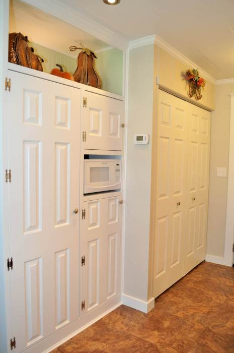 TX Blogger Shares Great DIY Manufactured Home Remodel