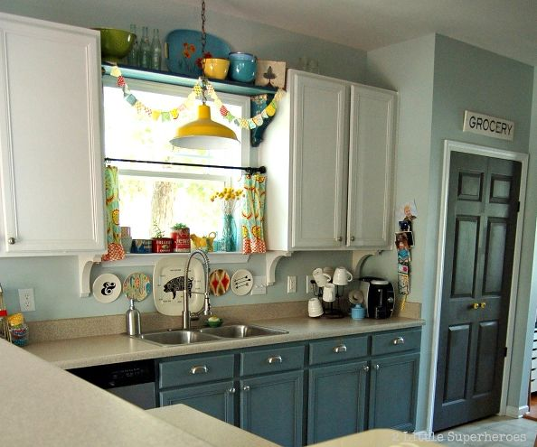 Mobile Home Kitchen Cabinets: 10 Kitchen Decor Ideas For Your Mobile Home Rental