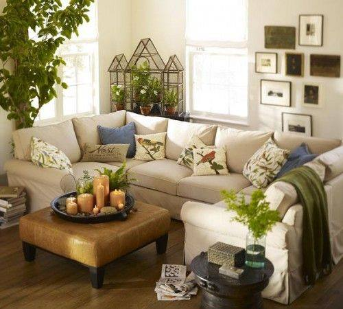 Mobile Home Decorating Ideas: 25 Beautiful Living Room Ideas For Your Manufactured Home