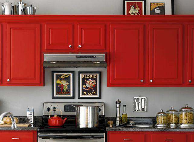 Painted Kitchen Cabinets A Rainbow of Possibilities
