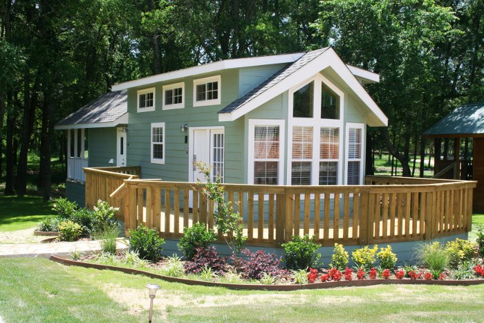 A Look At Park Model Homes