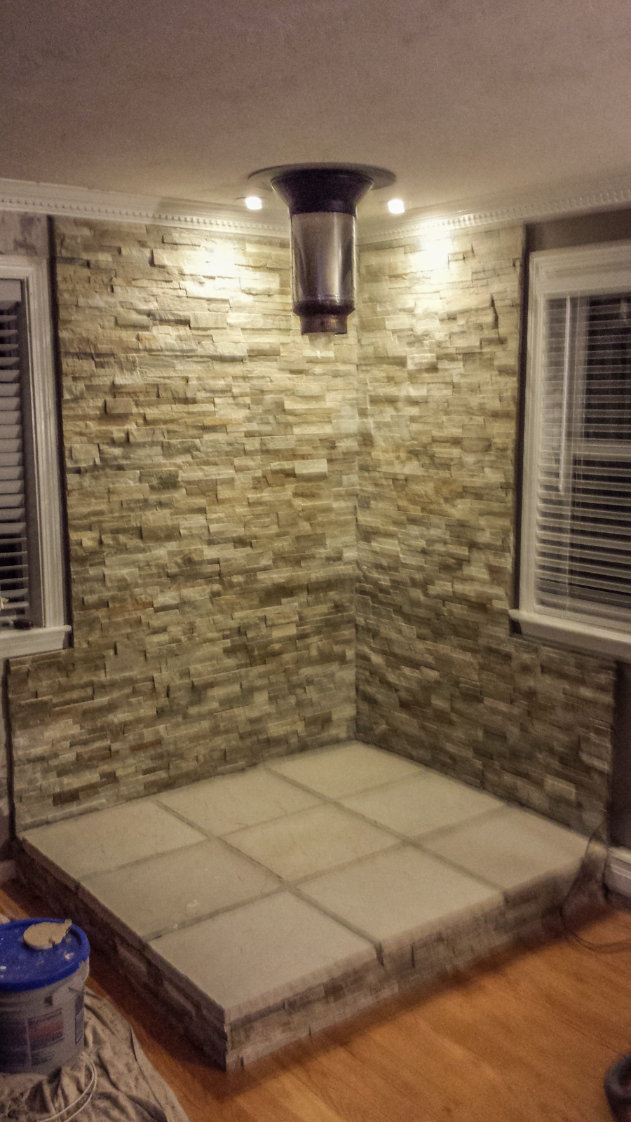 Image Result For Installing A Wood Burning Stove In A Mobile Home