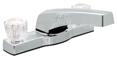garden tub faucet deck mount catalina series 8 inch chrome