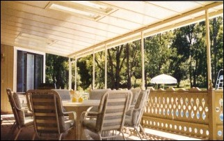 deck and patio covers