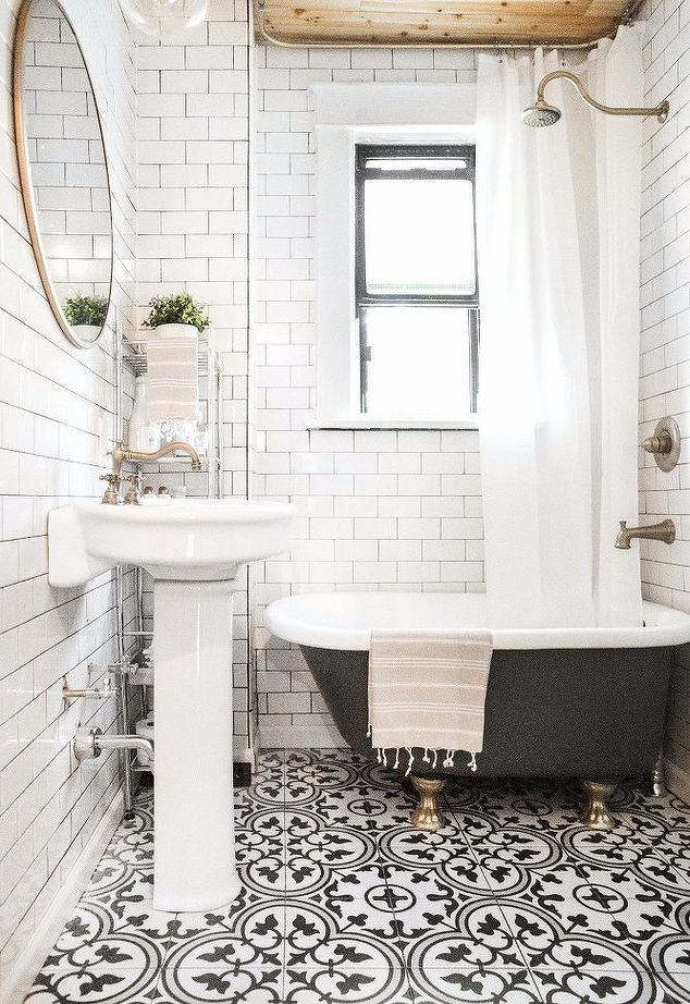 10 spectacular bathrooms with encaustic