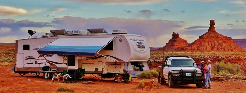 Boondocking-in-Southern-Utah