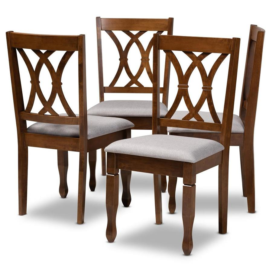View Upholstered Dining Chairs Set Of 4 Pictures