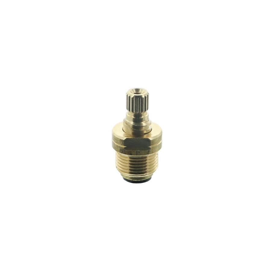 road home brass and plastic faucet stem for faucet tub shower in the faucet stems cartridges department at lowes com