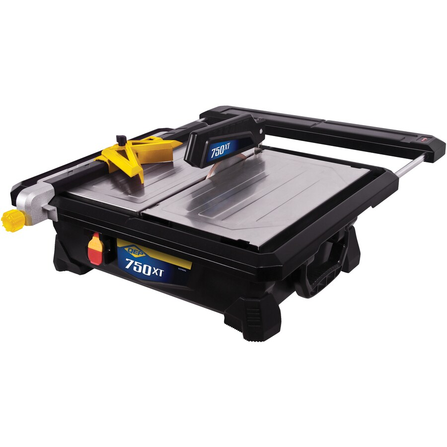 q e p 7 in 0 75 wet tabletop tile saw