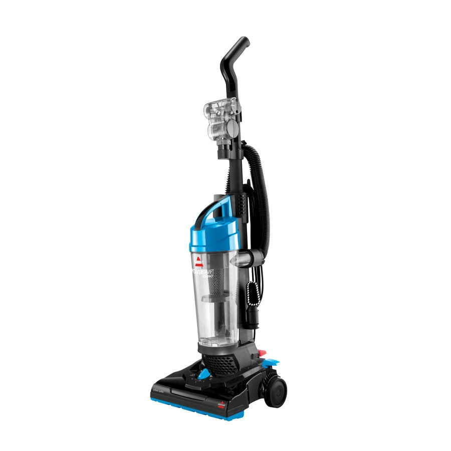 bissell powerswift compact corded bagless upright vacuum