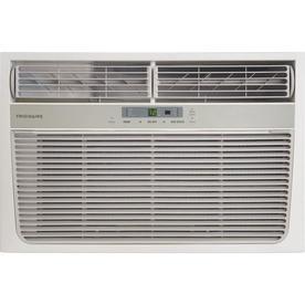 Frigidaire 8000-BTU 350-sq ft 115-Volt Window Air Condition with Heater