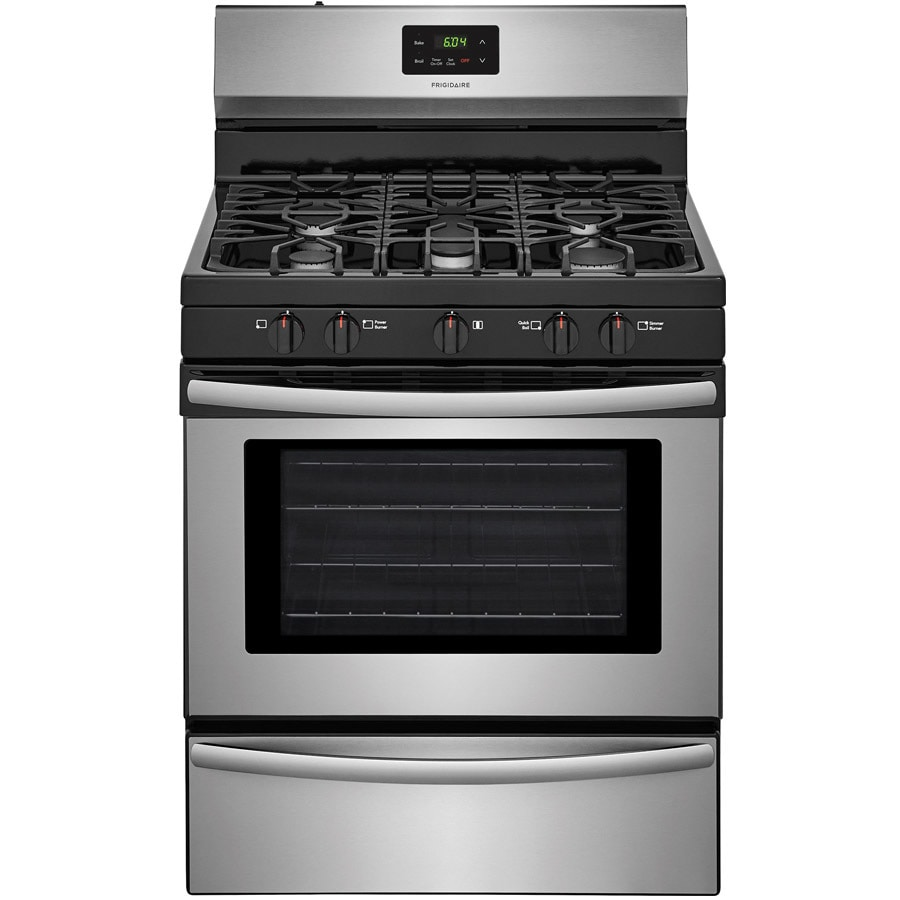 Frigidaire 5 Burner Freestanding 42 Cu Ft Gas Range