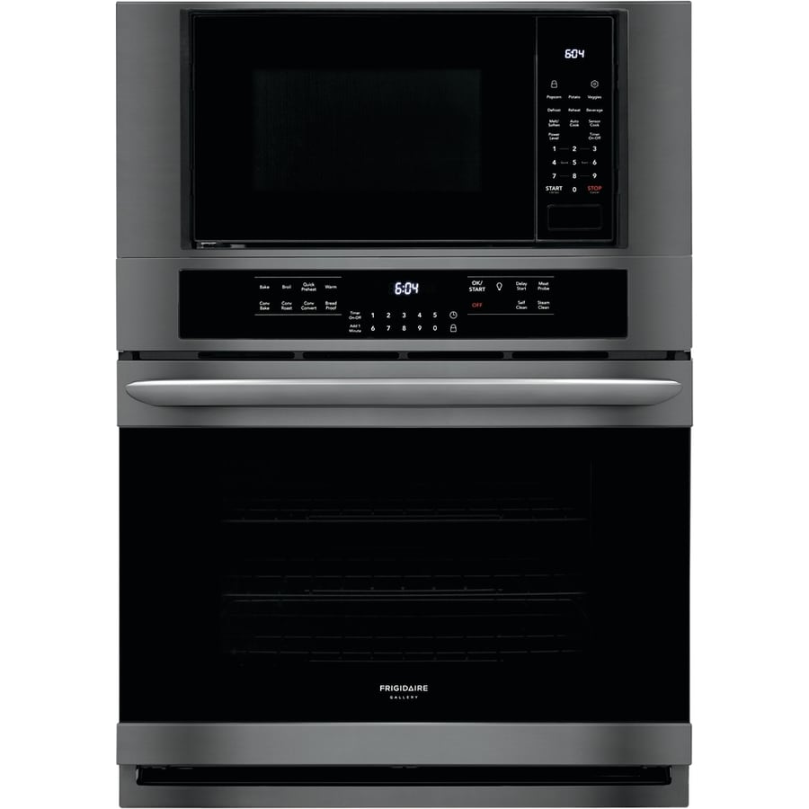 frigidaire gallery microwave wall oven