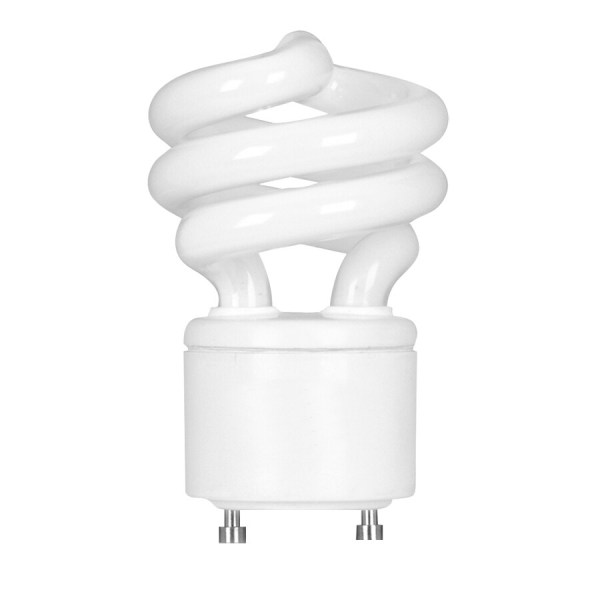 Shop Feit Electric 60 W Equivalent Soft White Spiral CFL Tube Light     Feit Electric 60 W Equivalent Soft White Spiral CFL Tube Light Bulb