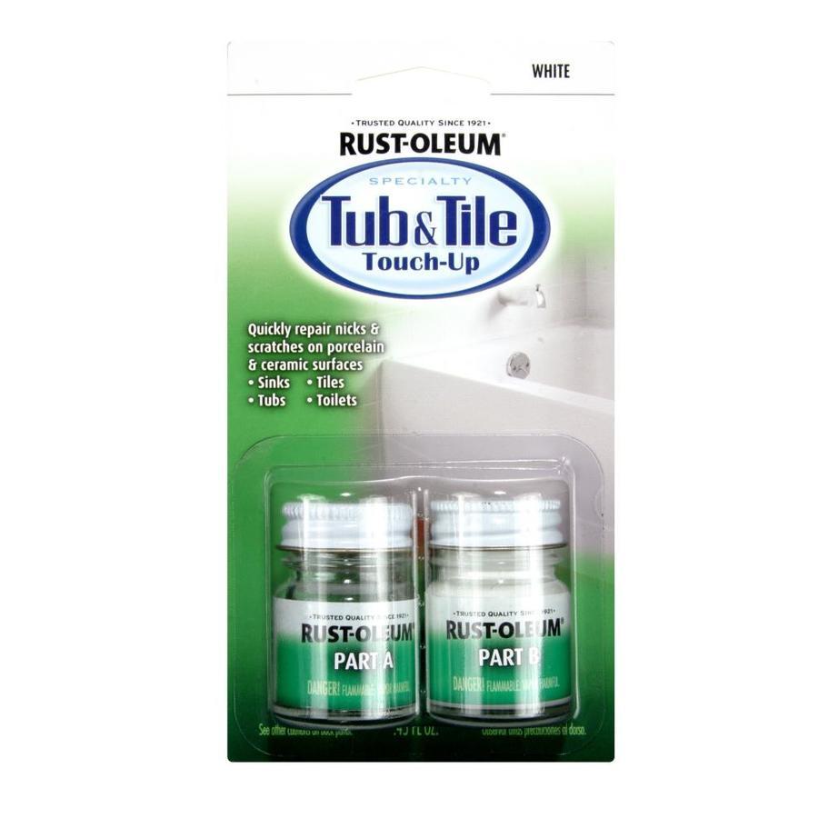 rust oleum tub and tile 0 45 fl oz