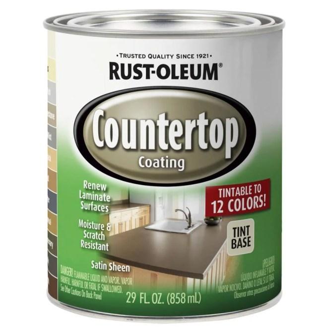 Countertop Resurfacing Kit