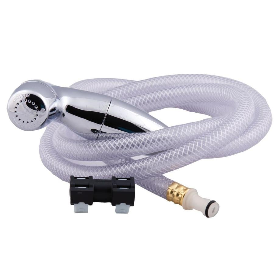 moen faucet kit in the faucet sprayers
