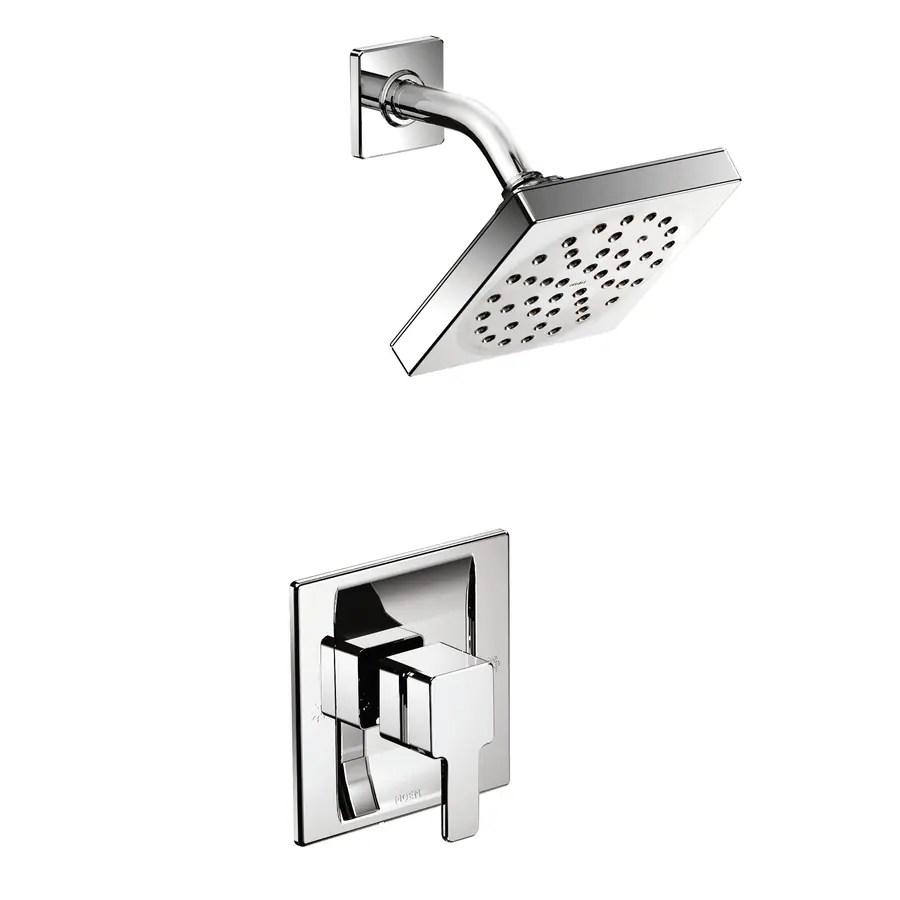 1 spray shower faucet trim kit