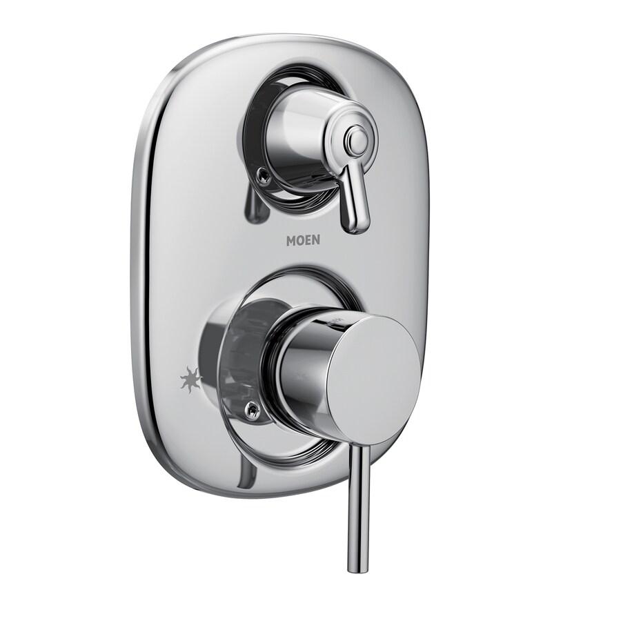 https www lowes com pd moen chrome lever shower handle 1001183922