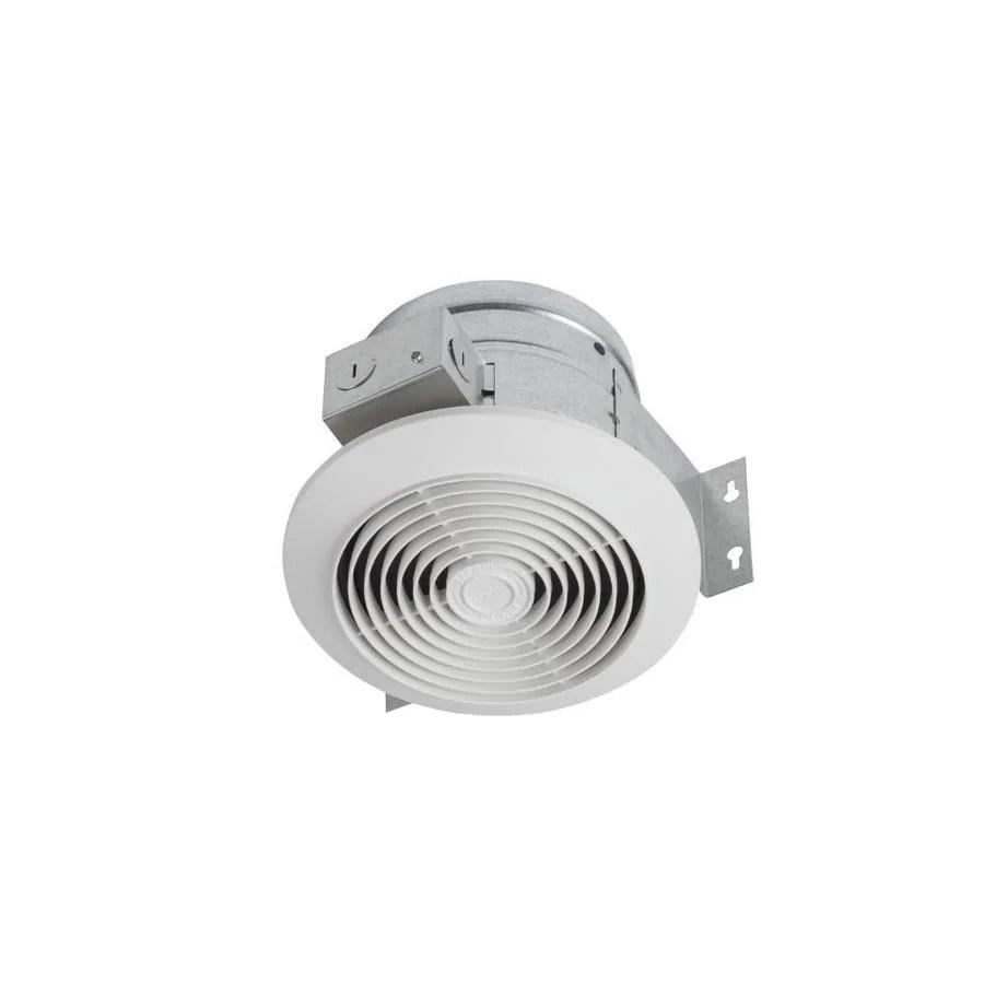 broan ventilation fan 4 5 sone 60 cfm white bathroom fan