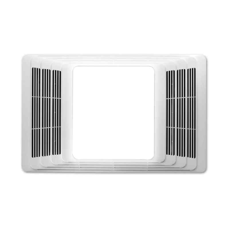 How To Replace A Bathroom Exhaust Fan Light Bulb Broan