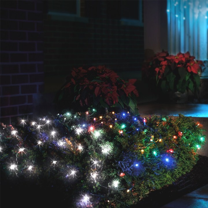 Christmas Light Nets Clearance
