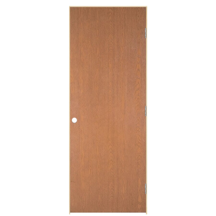 masonite traditional 24 in x 80 in unfinished flush on Masonite 24 In X 80 In Flush Hardwood Hollow Smooth id=61280