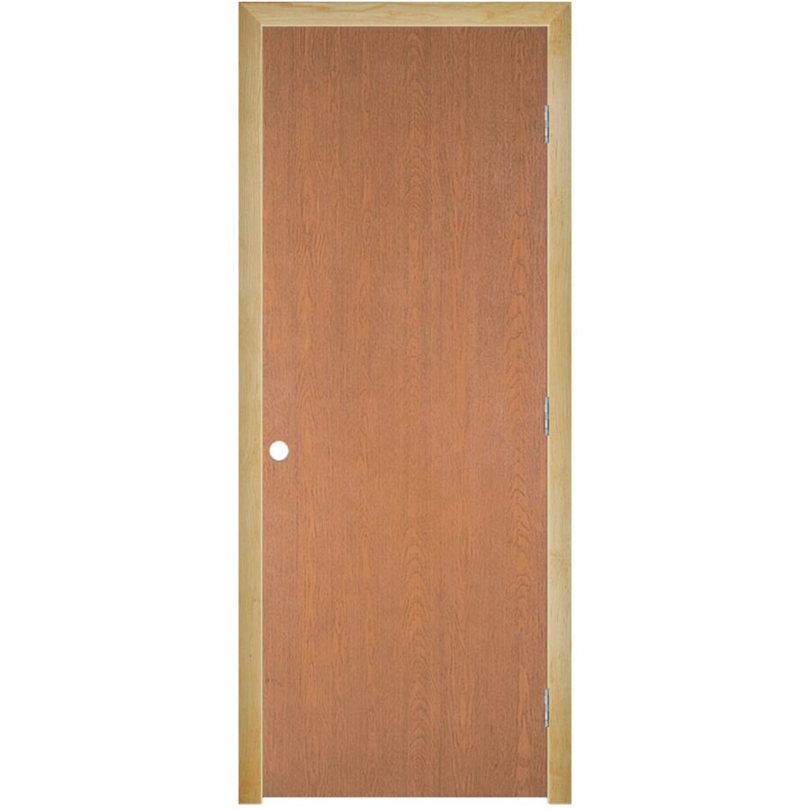 masonite traditional 24 in x 80 in unfinished flush on Masonite 24 In X 80 In Flush Hardwood Hollow Smooth id=57370