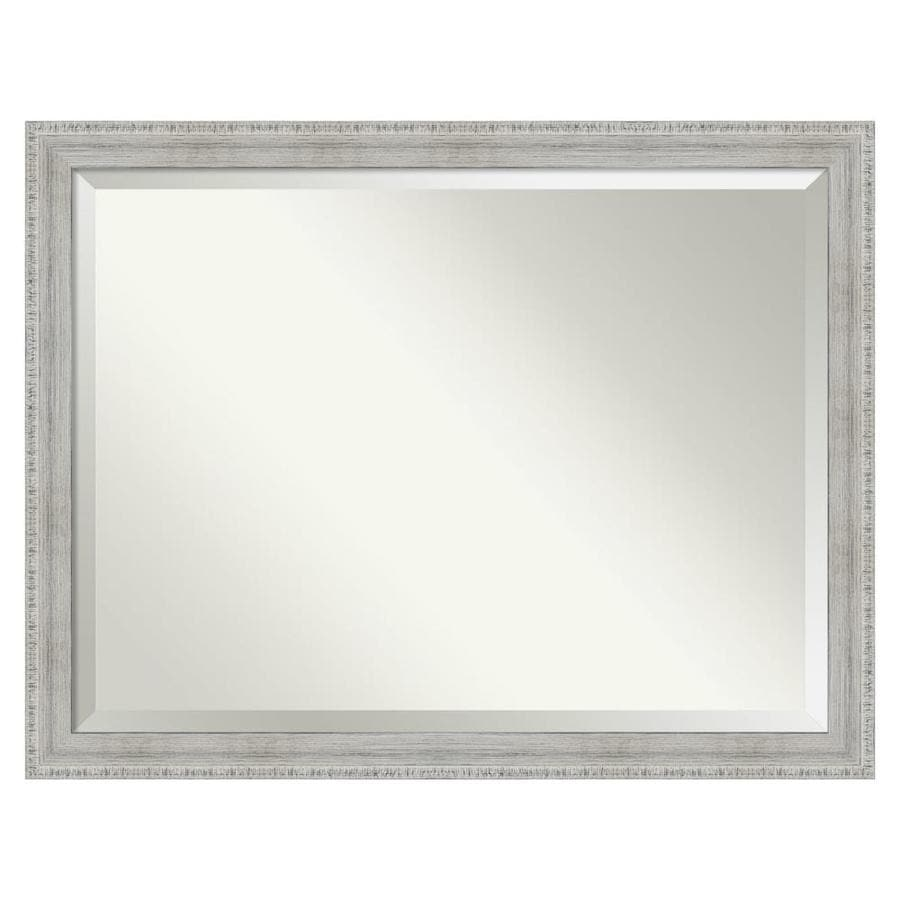 rustic white wash wood frame collection