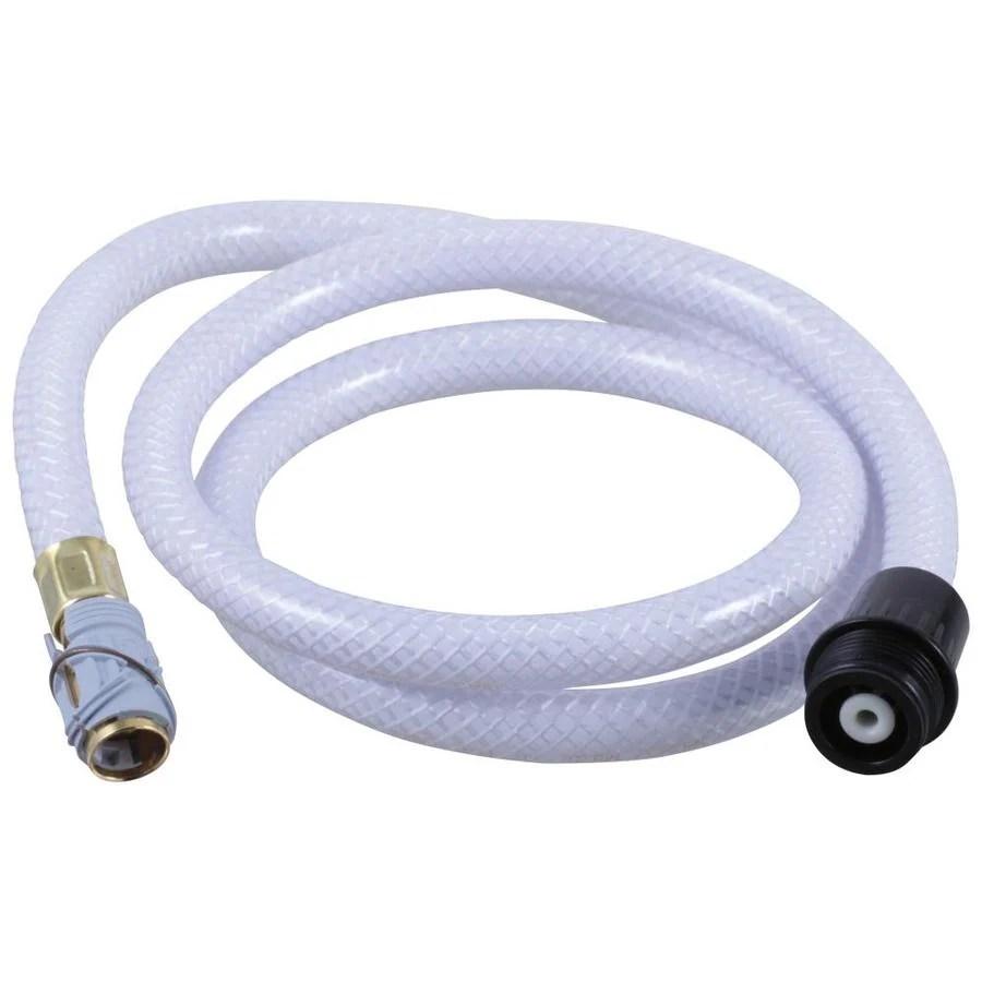 delta faucet spray hose vinyl 59 in